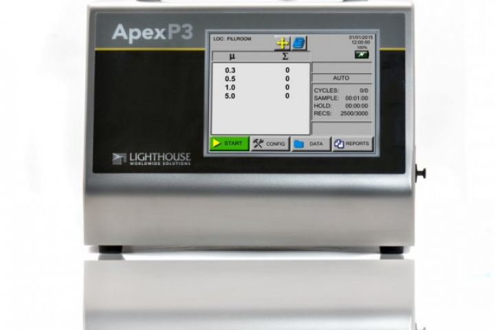 Lighthouse ApexP Series Particle Counters