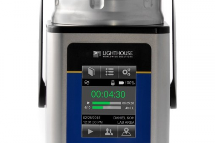 Lighthouse ActiveCount 100H - Viable Air Sampler