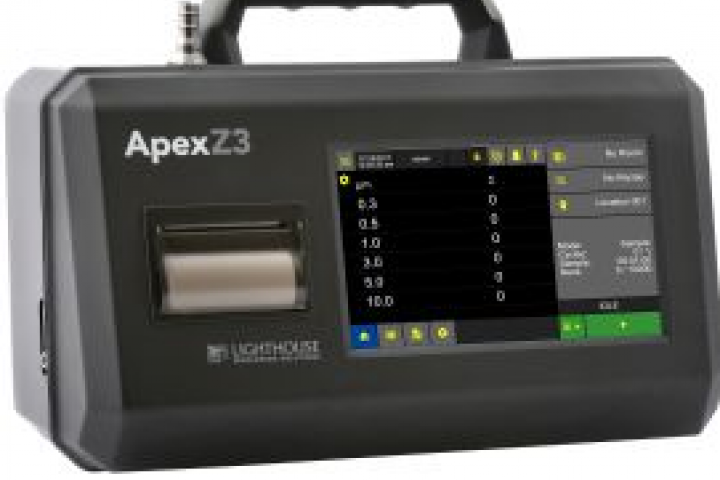 LATEST GENERATION - Lighthouse ApexZ Particle Counters